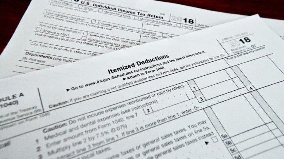 Free income tax form preparation offered at City of Las Vegas Centers – News3LV