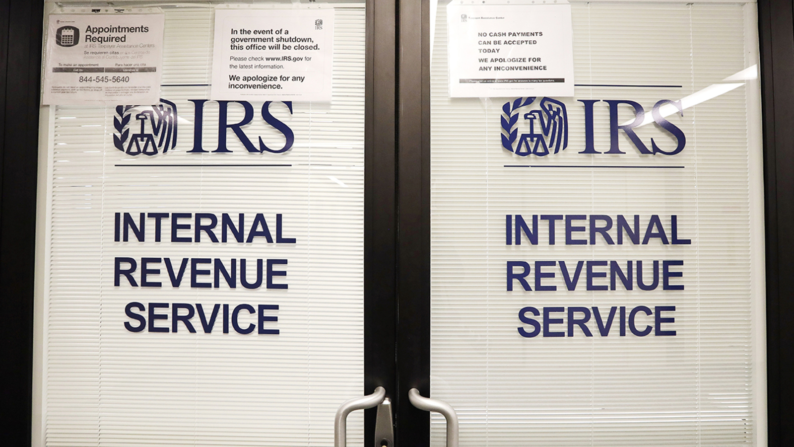 Get my refund: 12 million tax returns trapped in IRS logjam, should be fixed 'by summer'