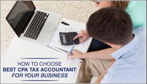 CPA Tax Accountant for Businesses - Phoenix