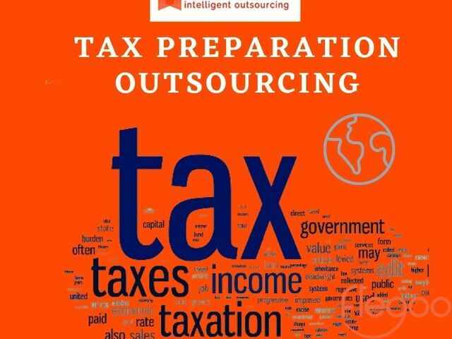 Tax Preparation Outsourcing – Invedus