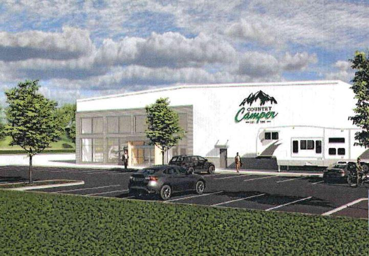 Newtown OKs tax breaks for RV dealer, citing 'strong support' for showroom and service center plans
