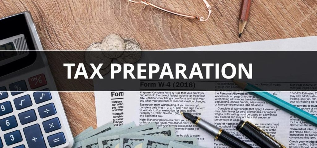 what is tax preparation software