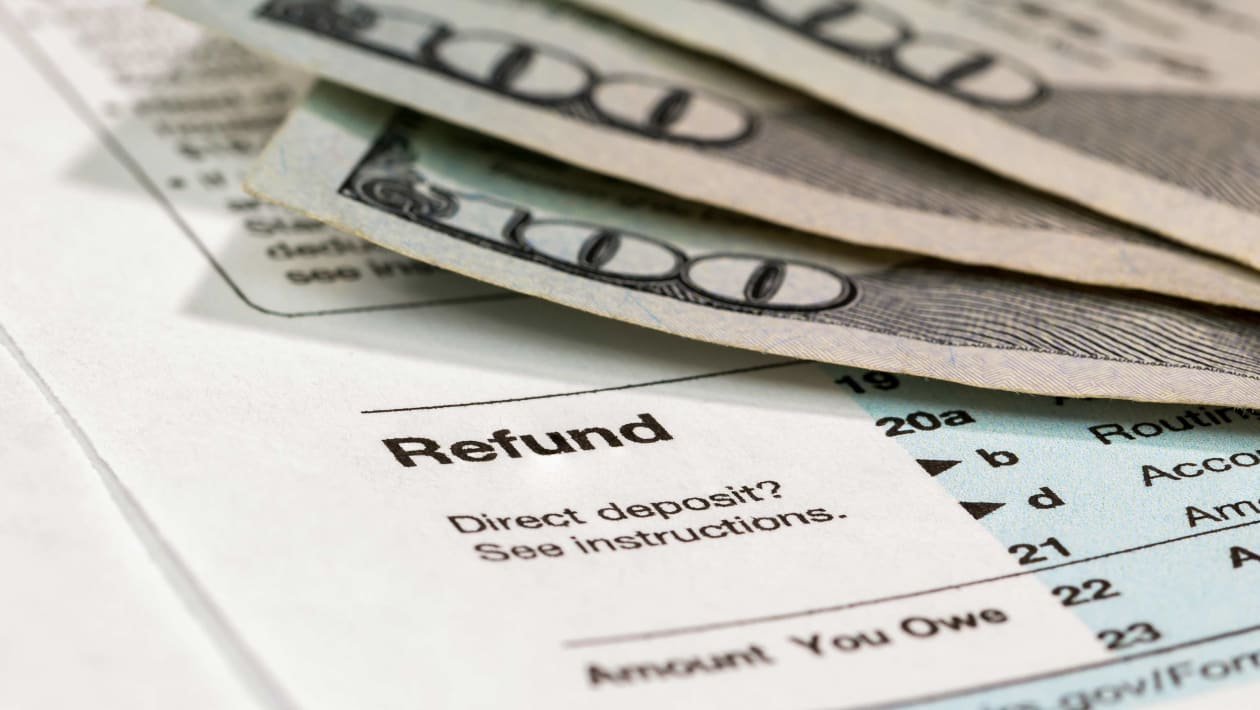 IRS Is Sending More Unemployment Tax Refund Checks This Week