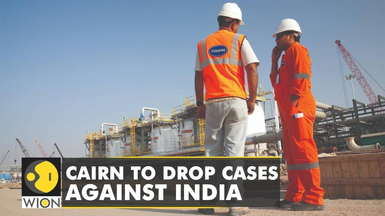 Cairn Energy to drop cases against India after getting a tax refund of $1.06 billion   English News – WION