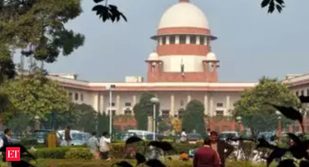 Refund of input tax credit for input services cannot be claimed: Supreme Court