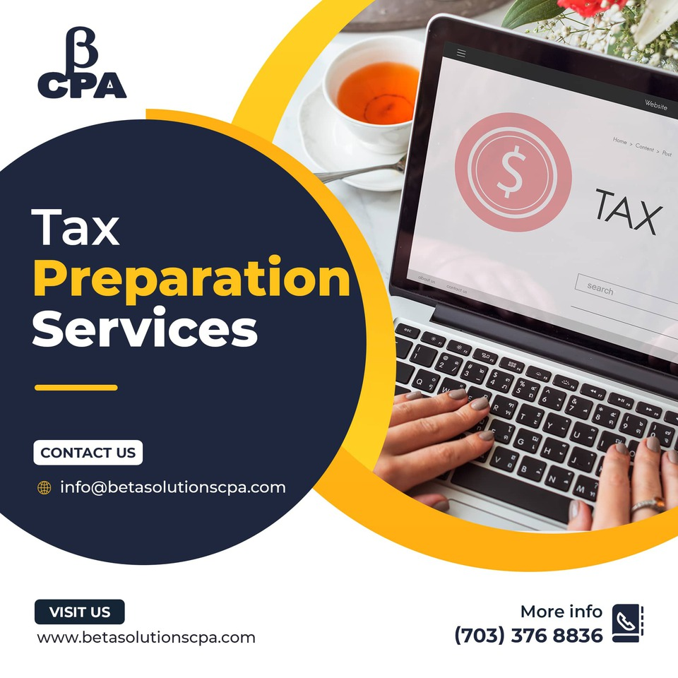 Tax Preparation Services in Tysons   Tax Accountant in Herndon